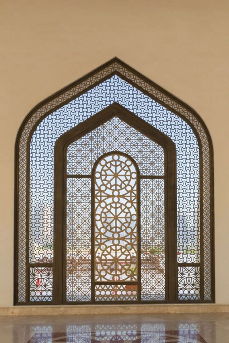 State Grand Mosque à Doha