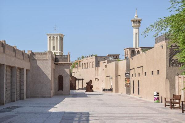 Bur Dubai dans le centre historique