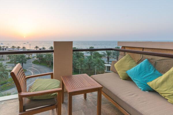 Hôtel situé sur The Palm Jumeirah