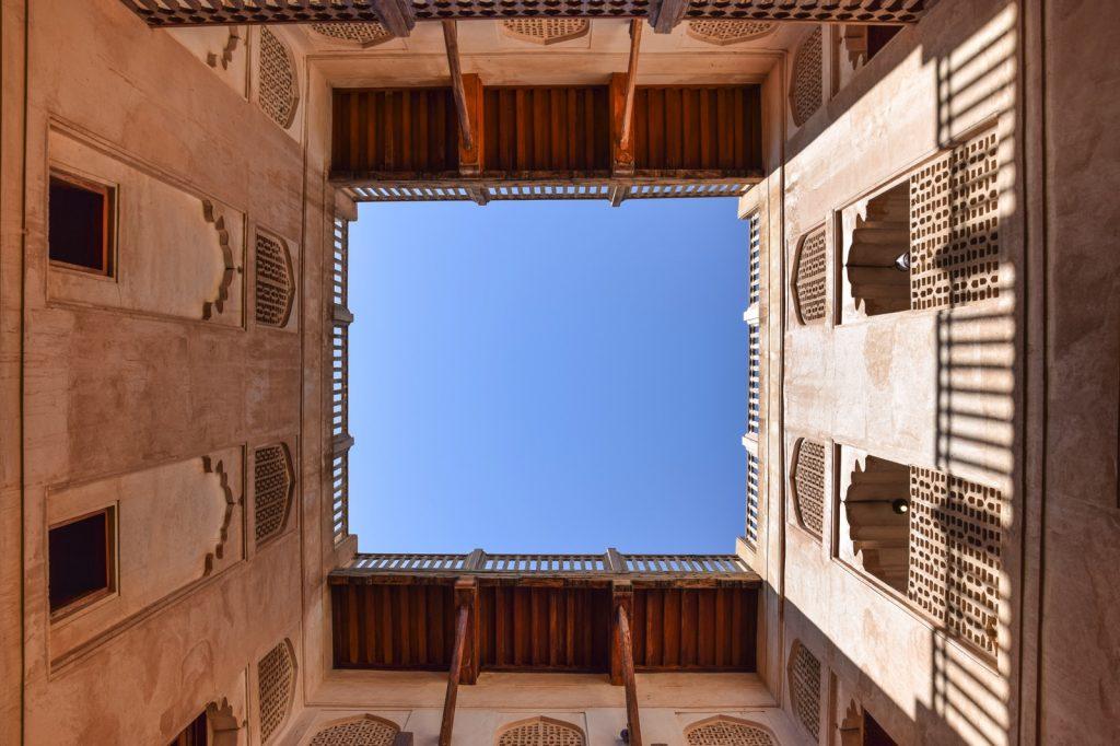 Château Jabreen à Oman