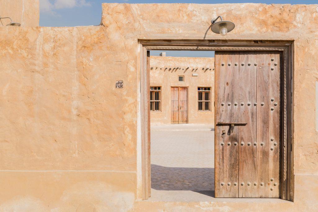 Maison typique à Al Wakrah