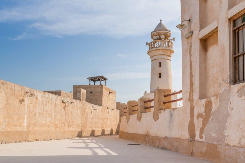 Mosquée de la vieille ville d'Al Wakrah