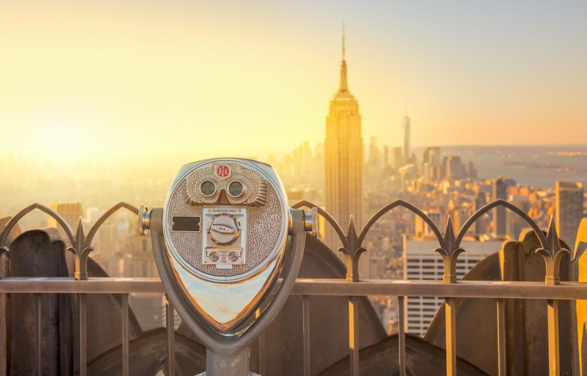 Préparer un voyage à New York