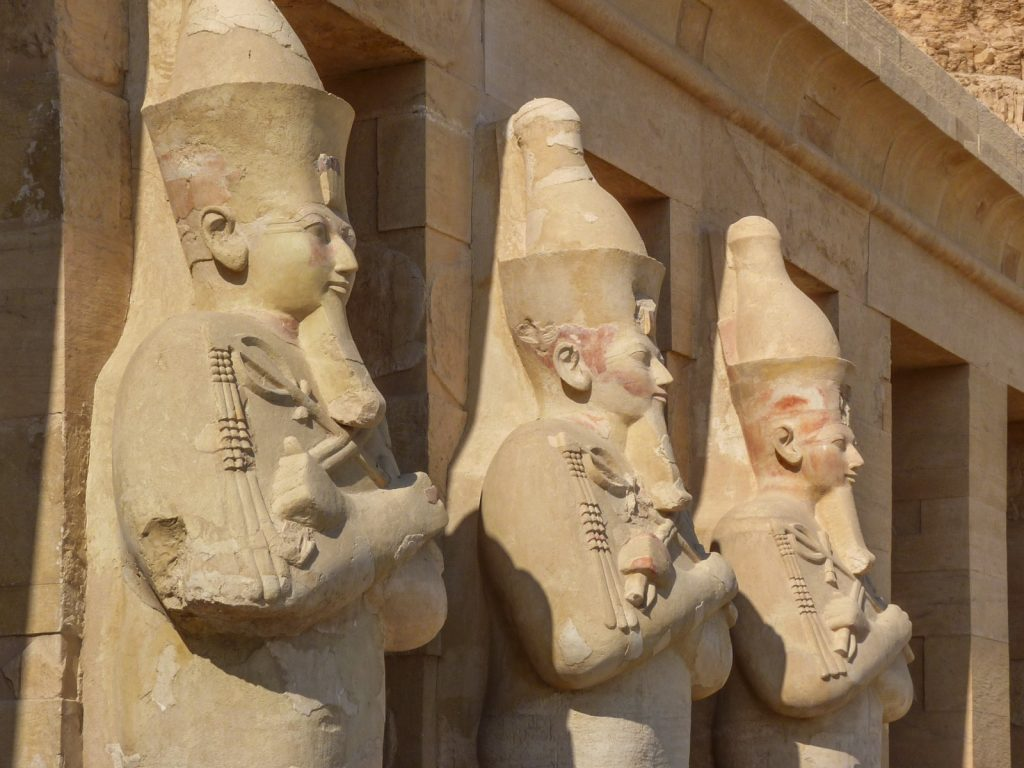 Temple d'Hatschepsut