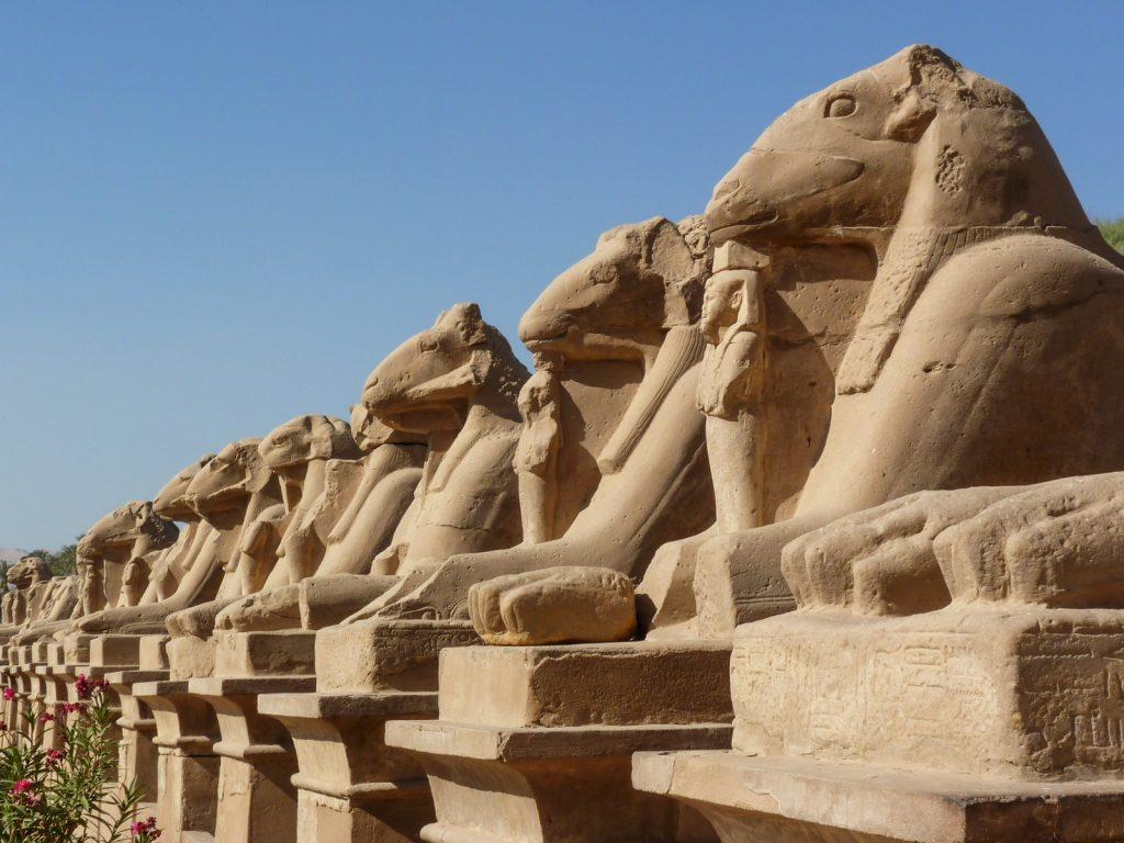Visiter les temples de Louxor