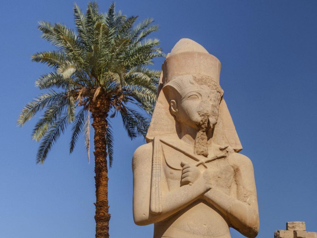 Thèbes - Louxor, Egypte