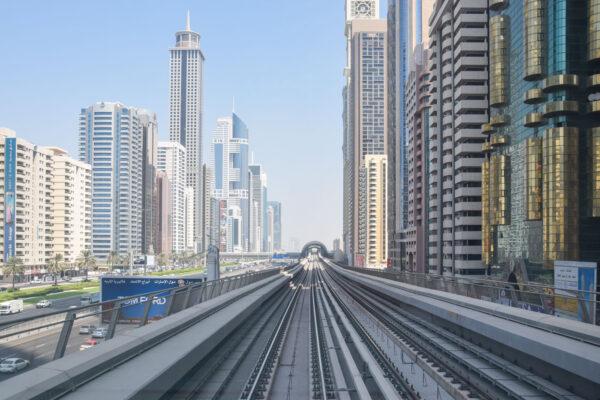 Trade Centre Dubai