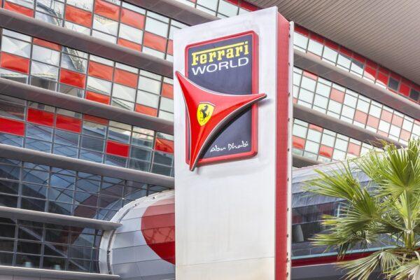 Que faire à Abu Dhabi : Ferrari World