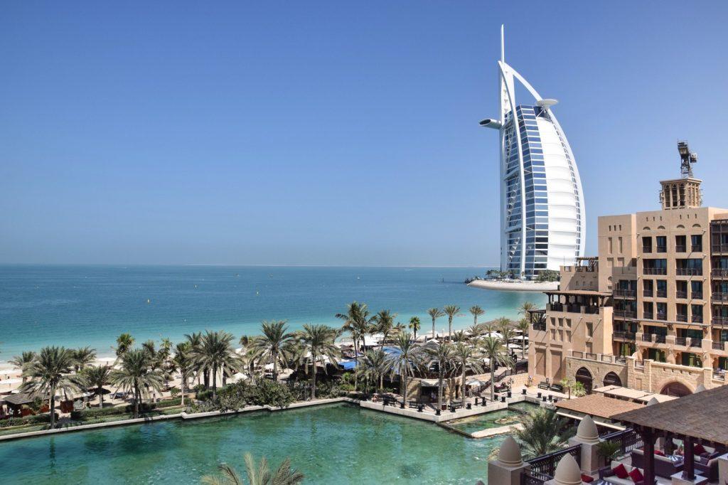 Madinat Jumeirah à Dubai
