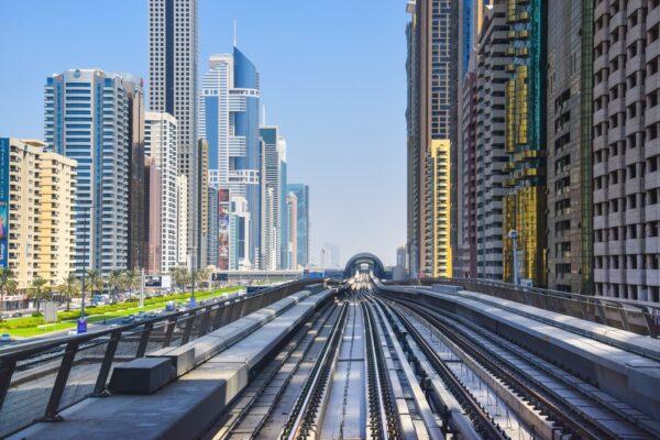 Métro de Dubai