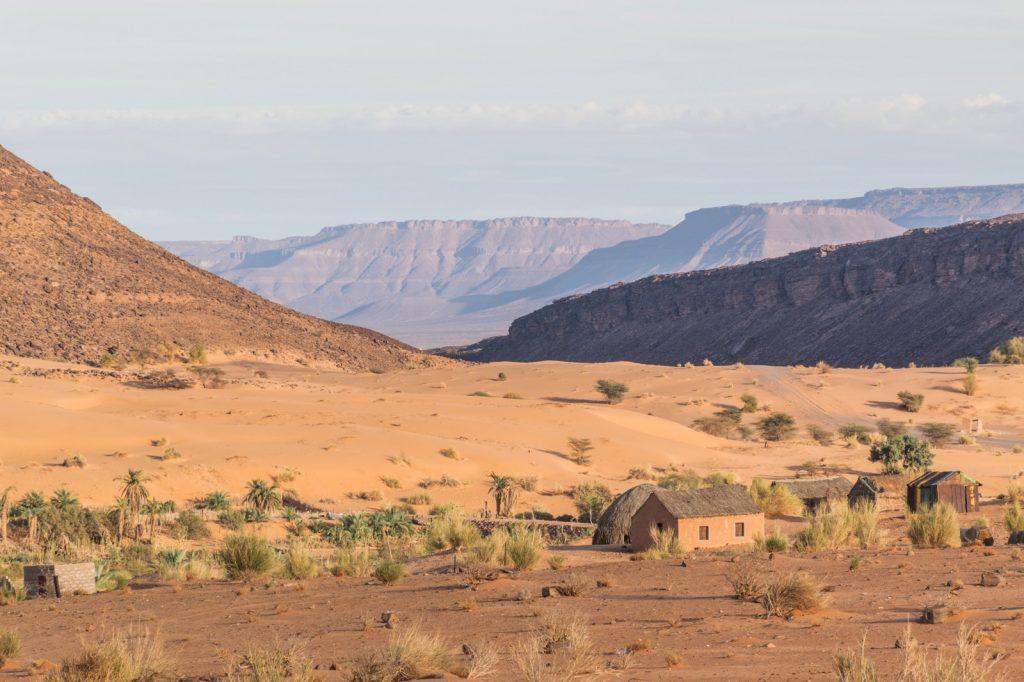 Panorama depuis Azougui