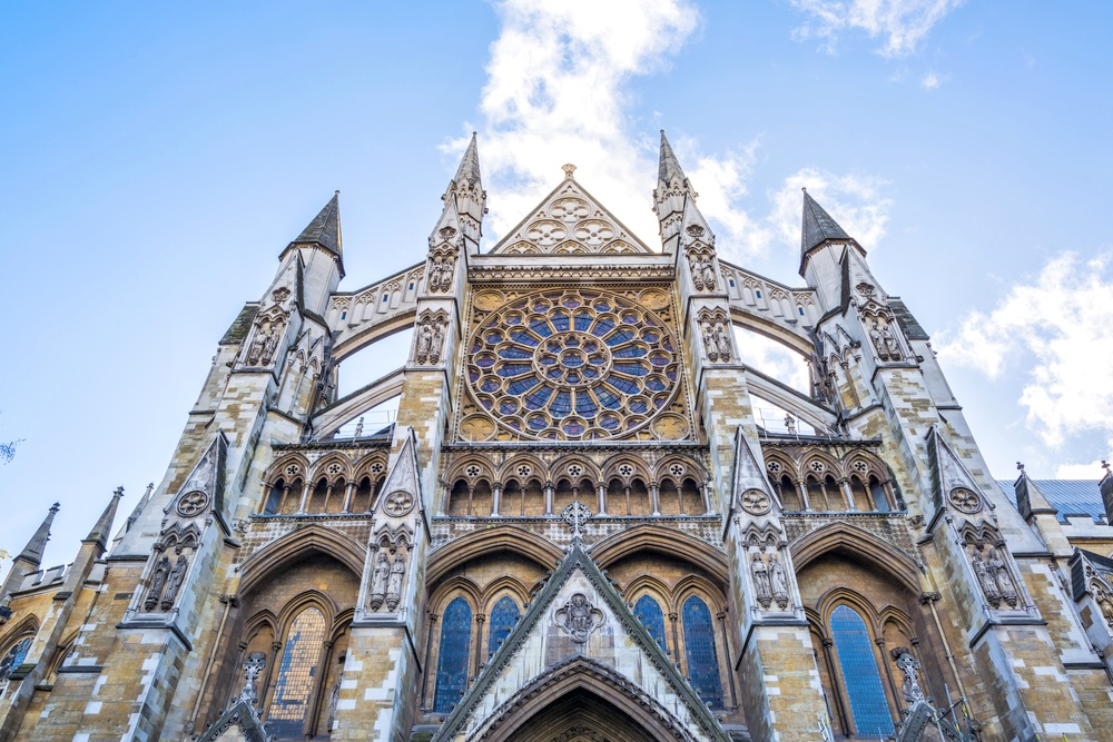 Labbaye De Westminster Est Un Autre Incontournable A Visiter Absolument Londres Lacces Payante Plus 20 Euros Sans Le Pass Mais Il