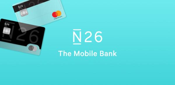 N26 pour éviter les frais bancaires