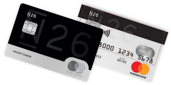 Carte Bancaire Black Gratuite.Avis N26 Mon Avis Sur La Banque En Ligne N26 Number 26