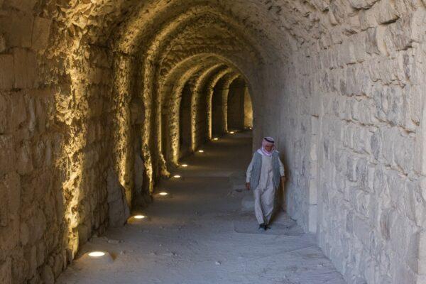 Voyage en Jordanie : château de Kerak