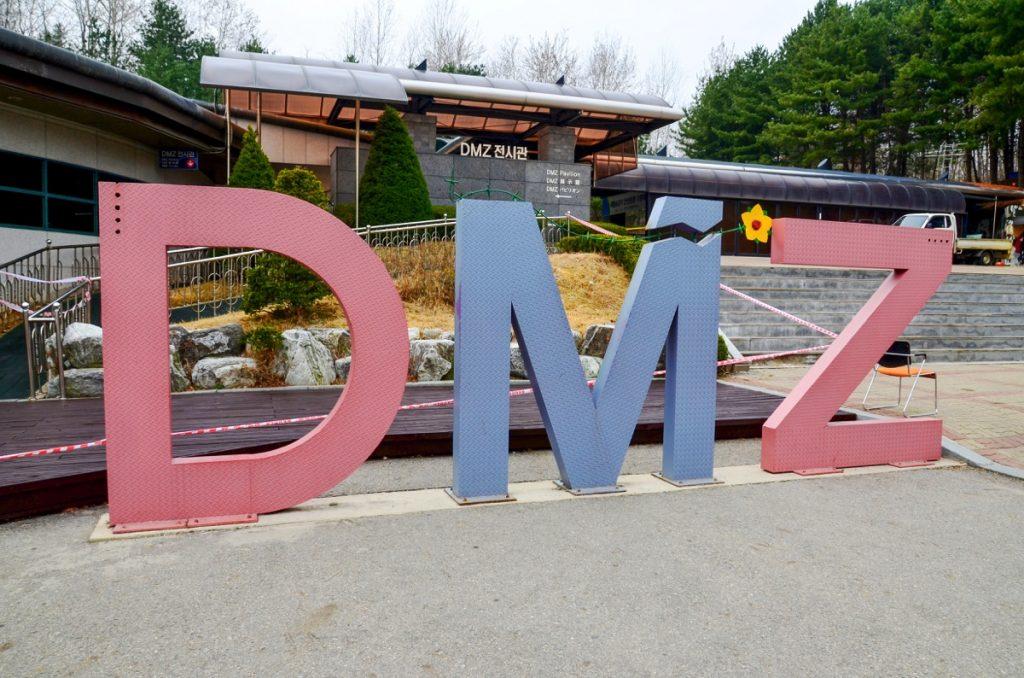 DMZ Corée du Nord / Sud