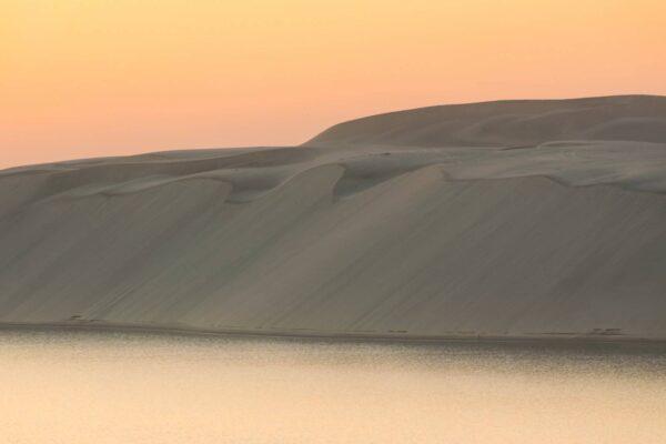 Dune à Khor al Adaid