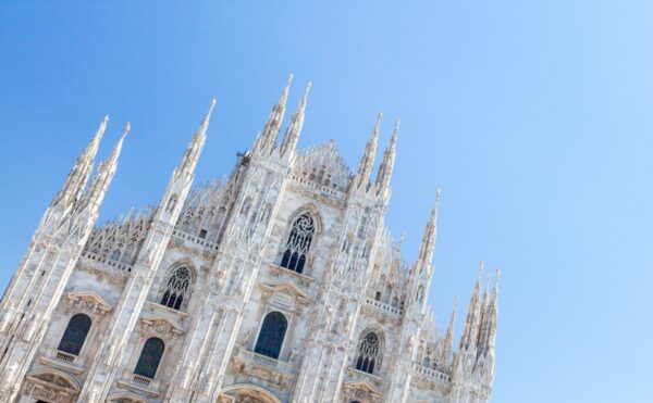 Duomo de Milan, la magnifique cathédrale de Milan !