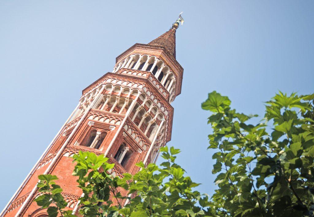 Eglise San Gottardo de Milan