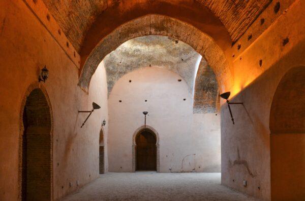 Grenier de Meknès, Heri es Souani