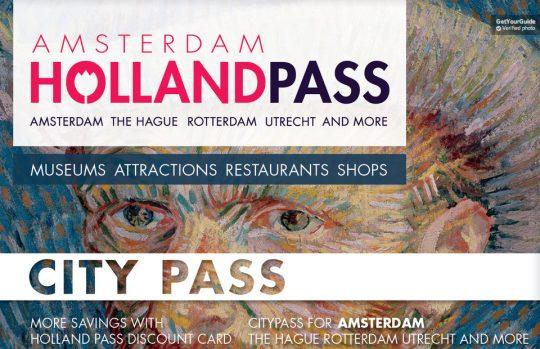 Holland Pass à Amsterdam