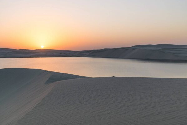 Inland Sea au Qatar