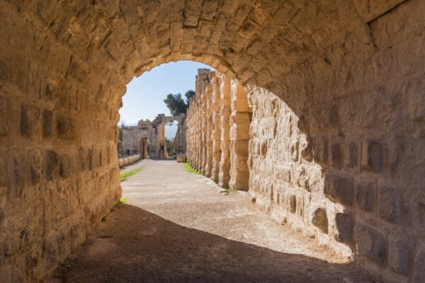 Voyage en Jordanie : Jerash