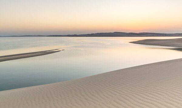 Khor al Adaid au Qatar