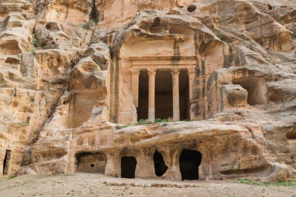 Voyage en Jordanie : Little Petra