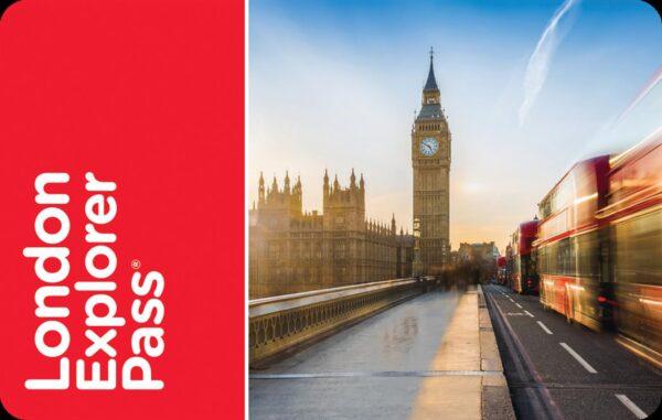 London Explorer Pass, pass touristique pour Londres