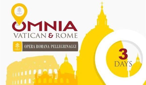 Omnia Car : pass visite à Rome