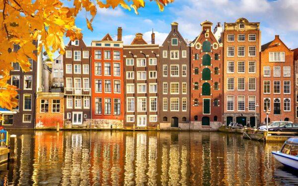Où dormir à Amsterdam : hôtels & meilleur quartier à Amsterdam !