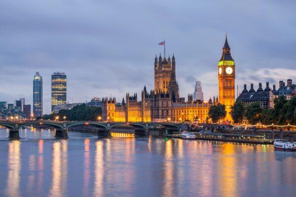 Pass visite à Londres