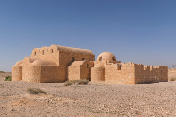 Voyage en Jordanie : Qasr Amra