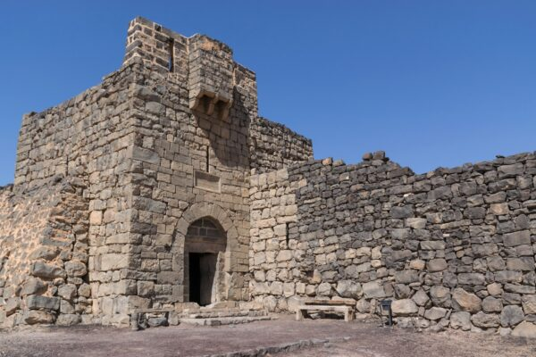 Qasr Azraq en Jordanie