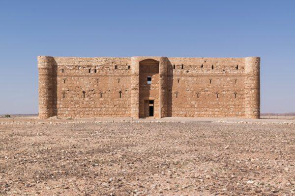 Château du désert : Qasr Kharana