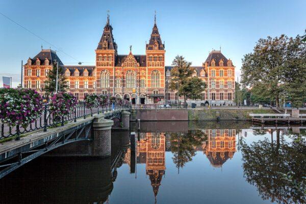 Quartier des musées à Amsterdam