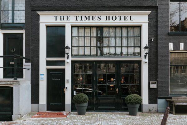 The Times Hotel à Amsterdam