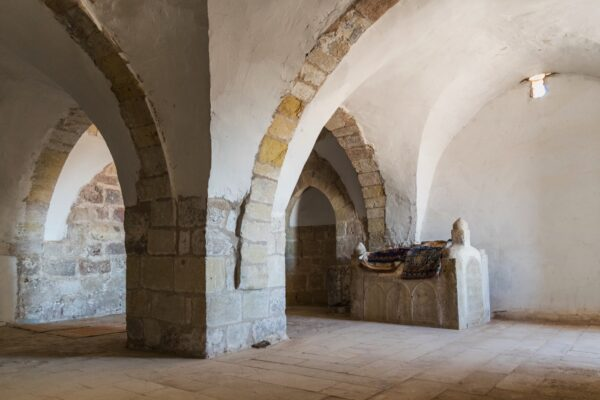 Tombe d'Aaron en Jordanie