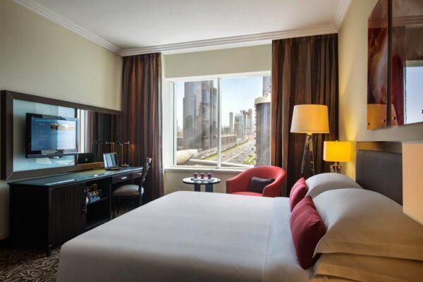 Se loger à Dubai : Towers Rotana
