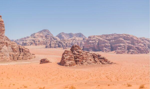 Voyage en Jordanie :  itinéraire d'un road trip en Jordanie