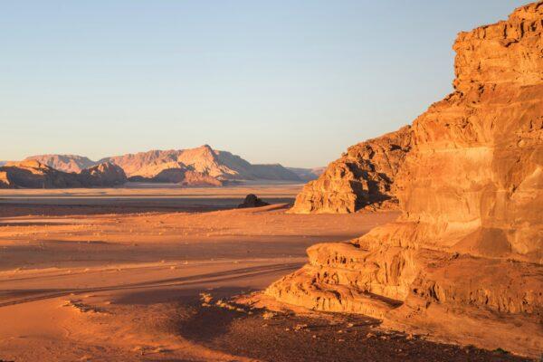 Voyage en Jordanie : Wadi Rum