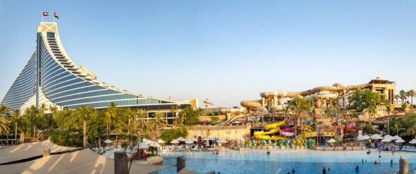 Wild Wadi water park, parc aquatique à Dubaï