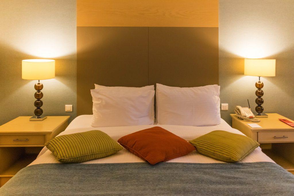 Chambre à l'hôtel Mövenpick Resort Petra