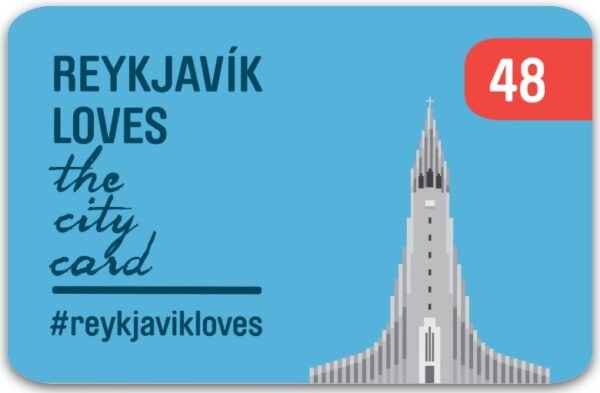 Reykjavik Card, pass pour visiter la capitale islandaise