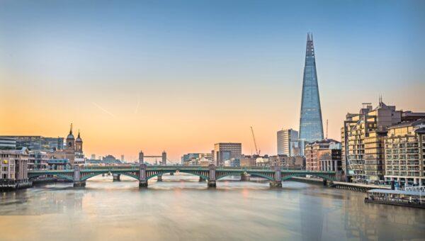 The Shard à Londres, la meilleure vue panoramique de Londres !