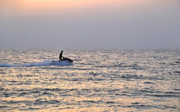 Activité à Dubaï : jet ski