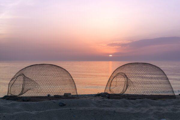 Coucher de soleil à Musandam - Oman
