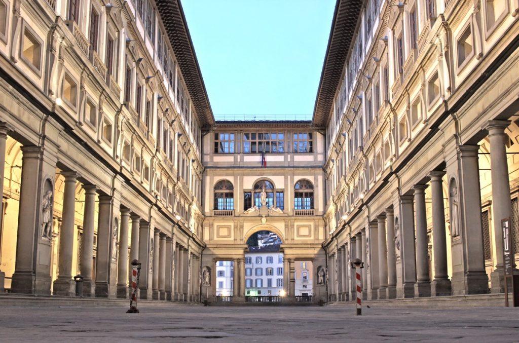 Galerie des Offices de Florence