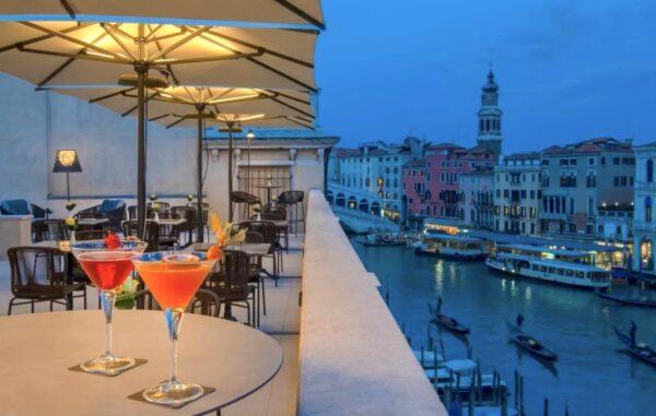 Hôtel à Venise dans le quartier San Polo